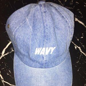 Wavy Dad Cap {unisex}